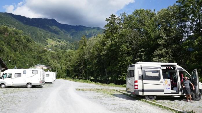 Aire de Camping Car Beaufort
