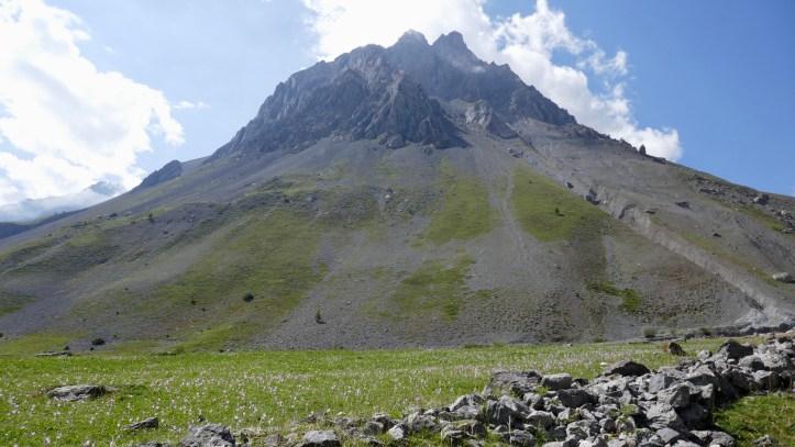 Col du Galibier by campervan