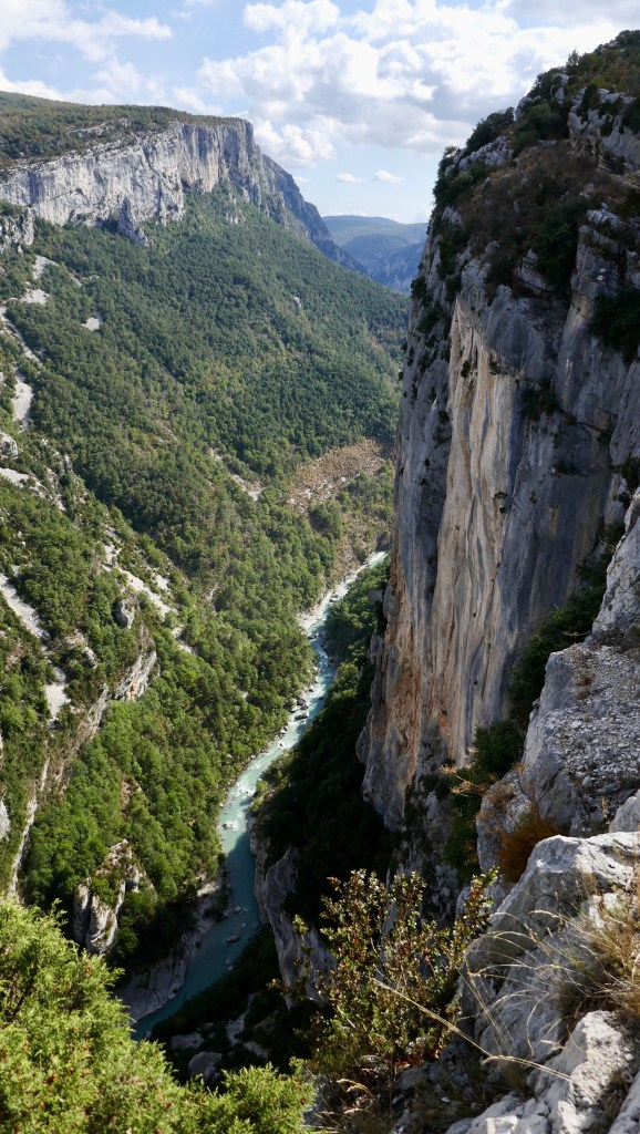 The Gorges du Verdon
