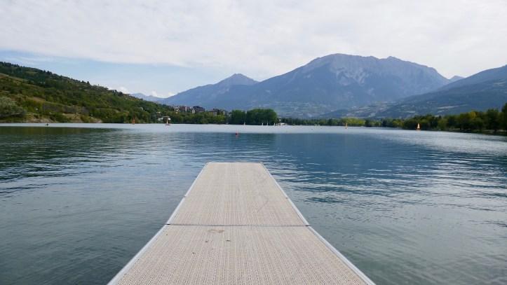 Sisteron to Lac de Serre Poncon