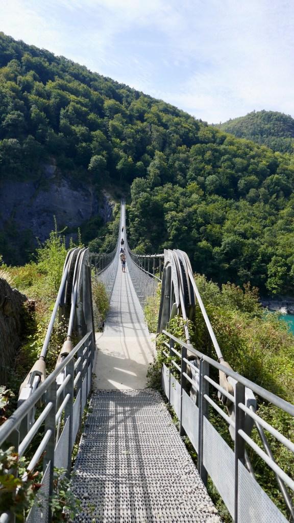 Himalayan Swing Bridge