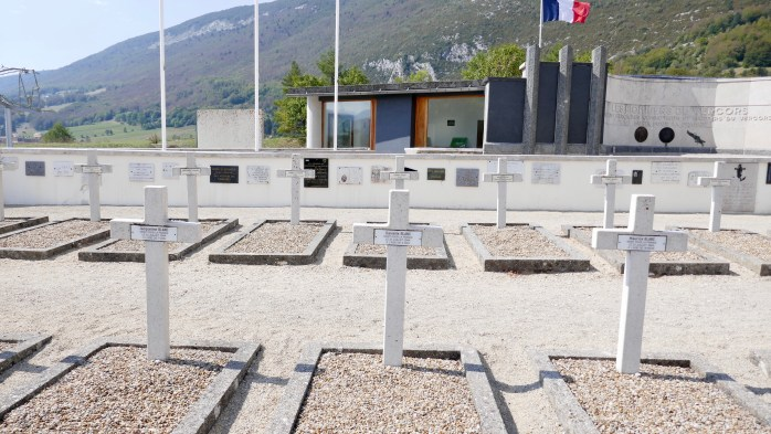 Vassieux En Vercors War Memorial Site