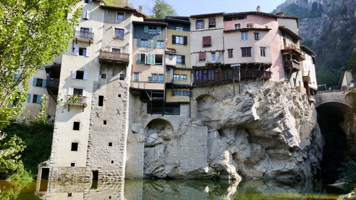 Medieval Pont en Royans