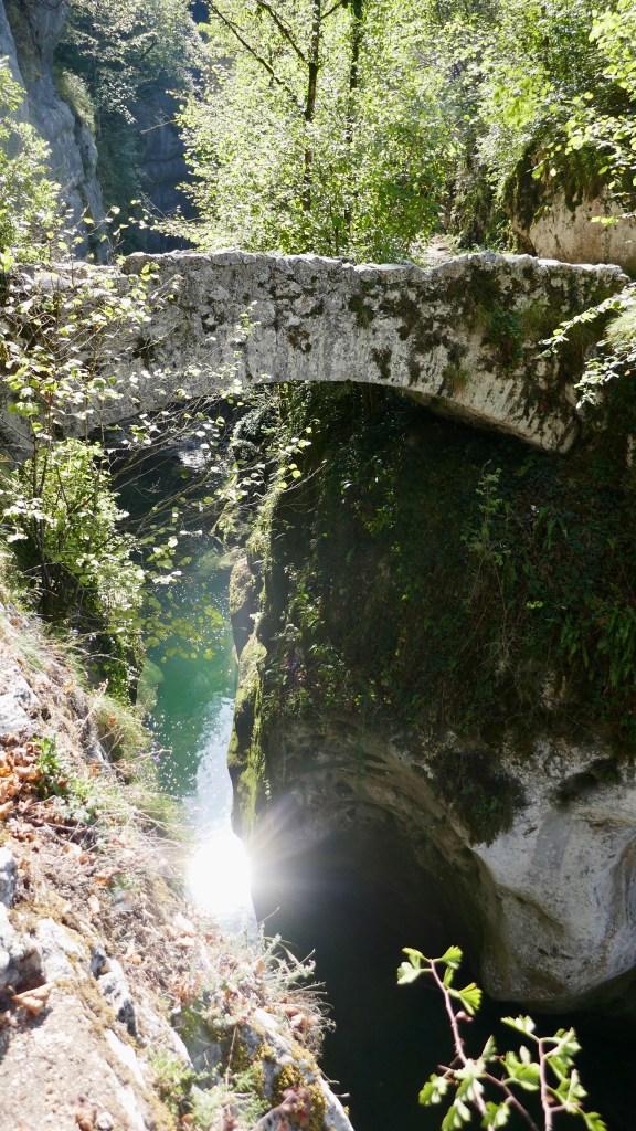 Roman Bridge The Chartreuse