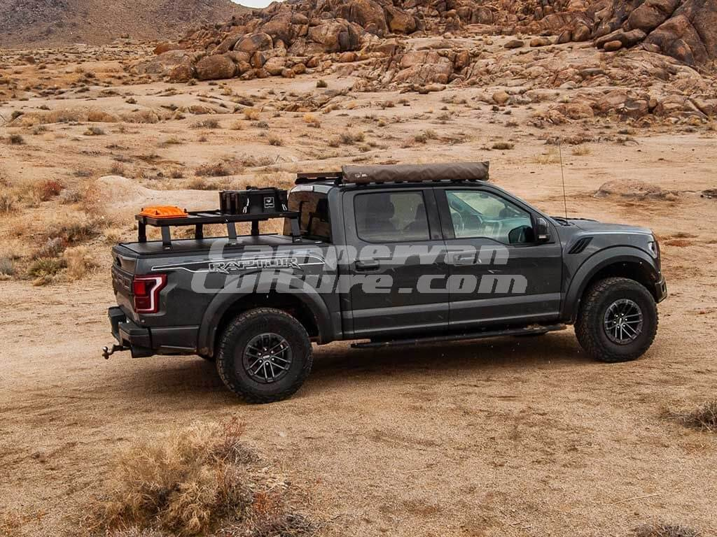 ford f150 raptor 2015 current retrax xr load bed rack kit by front runner