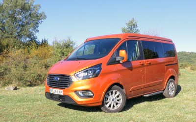 VÍDEO: Análisis Ford Tourneo Custom Camper by Tinkervan