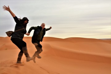 Week 10 - Morocco's Sahara Desert, the Gorges and Atlas Film Studios