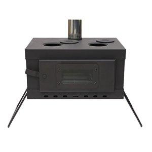 テンマクデザイン iron-stove 改