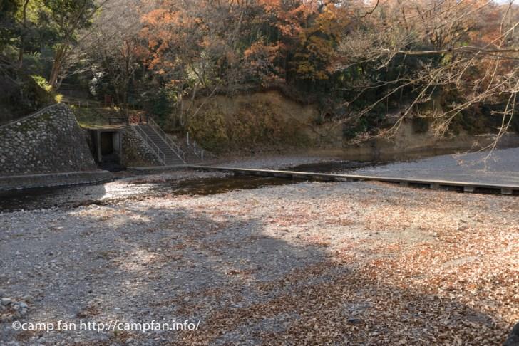 ドレミファ橋:巾着田