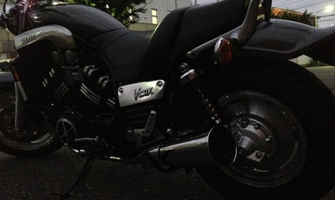Vmax1200購入