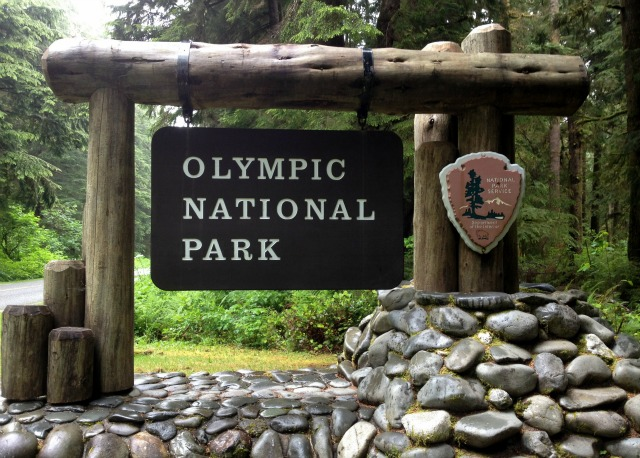 Kam shares photos from her recent trip to Olympic National Park on CampfireChic.com