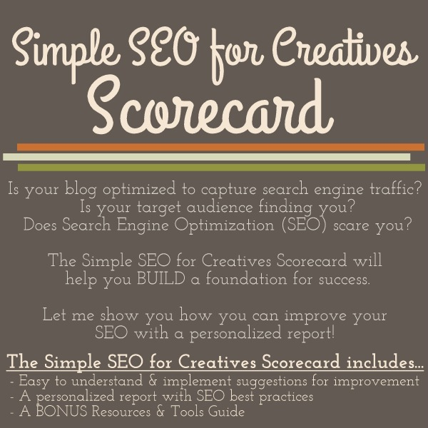 Easy SEO for Bloggers and Creatives
