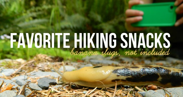 Kam shares her favorite hiking snacks - via Campfire Chic