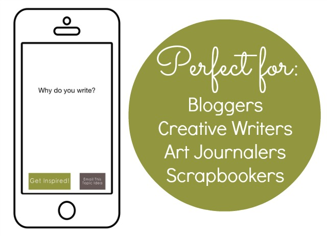 Write365 iPhone App for Bloggers - Campfire Chic