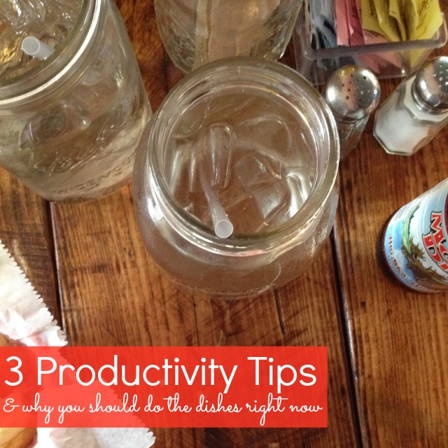 3 Productivity Tips for Bloggers - Campfire Chic