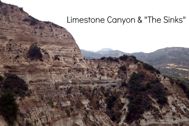 Limestone Canyon and the Sinks - Campfire Chic