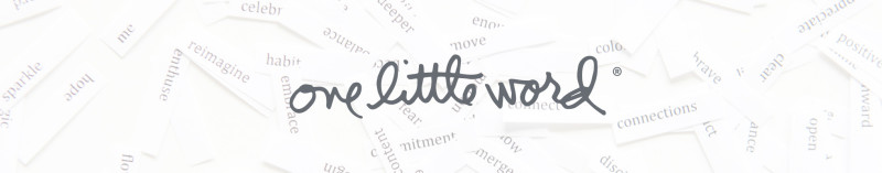 One Little Word 2015 with Ali Edwards
