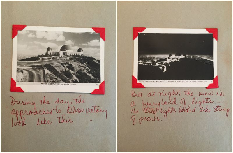 Include Postcards and Journaling in Travel Scrapbooks - Campfire Chic
