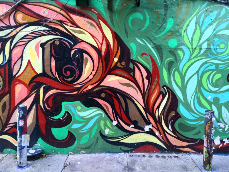2015 San Fransisco - Street Art in The Mission - Campfire Chic