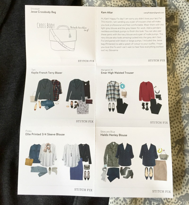 Style Ideas from Stitch Fix for Work Appropriate Outfits - Campfire Chic