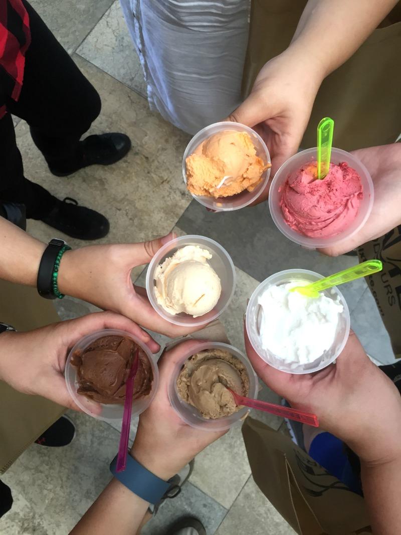 SixTaste Food Tour of Downtown LA Spring Street Arcade - Campfire Chic