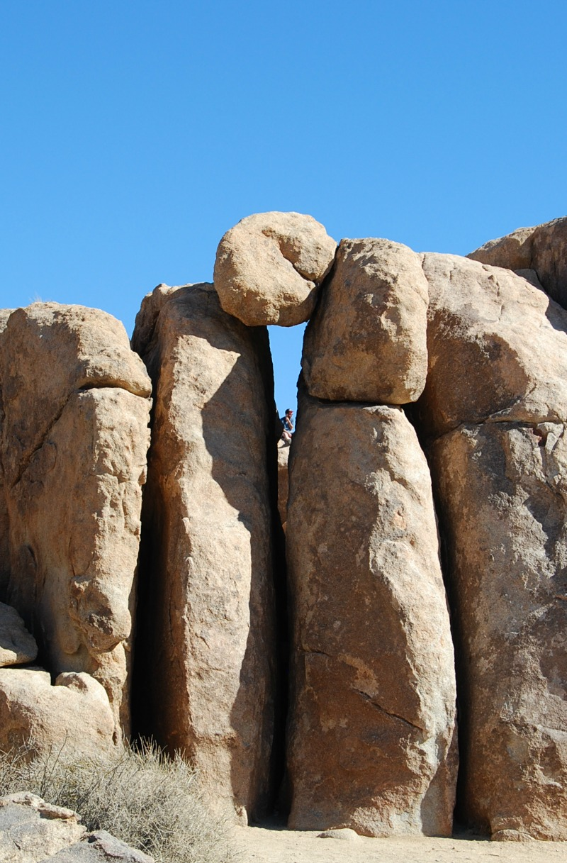 Quail Springs Boulders - Joshua Tree National Parks - Campfire Chic