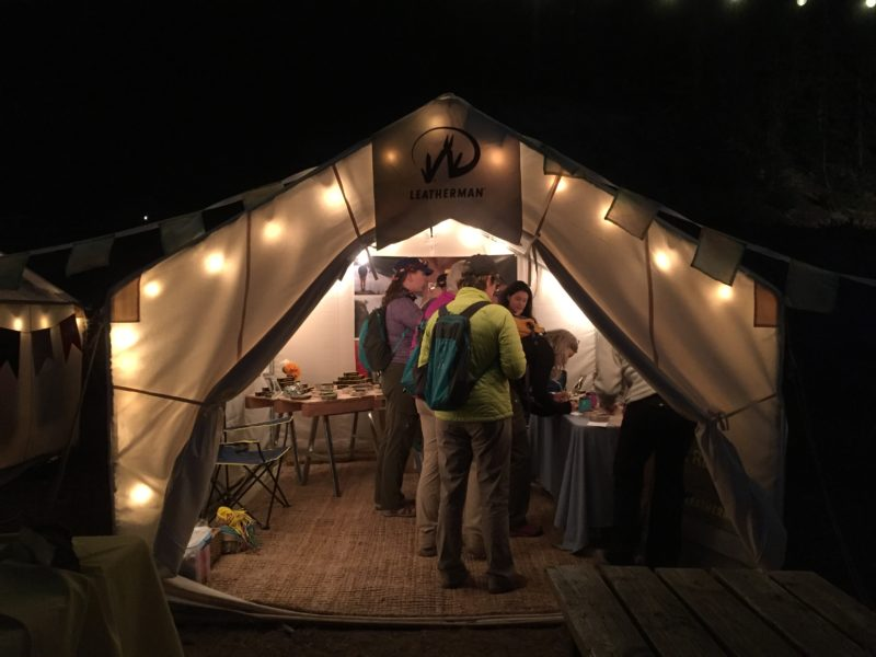 Outessa Mt Hood Leatherman Tent