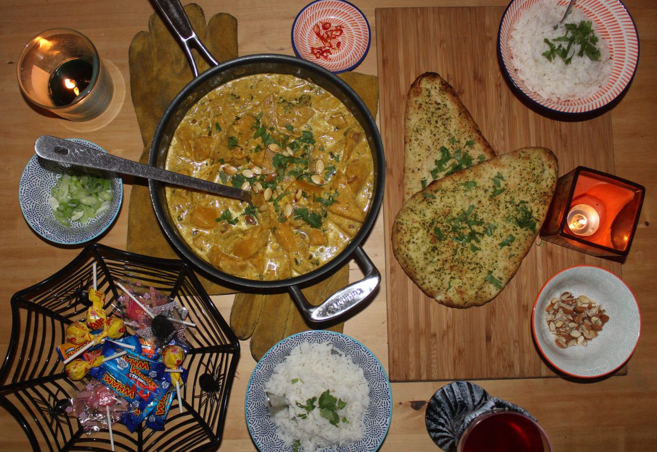 Flavour-Packed Pumpkin Korma