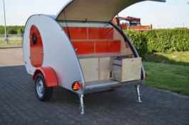 The Teardrop caravan – bargain or bad idea? | Campfire Magazine