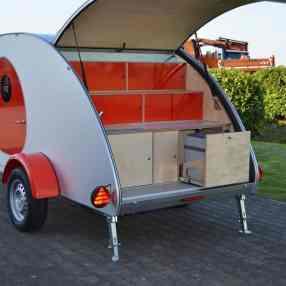 Teardrop caravan 4