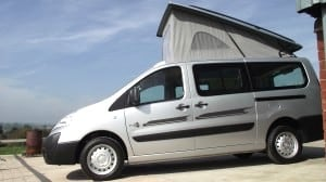 Toyota Proace by G and P