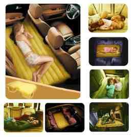 backseat bed