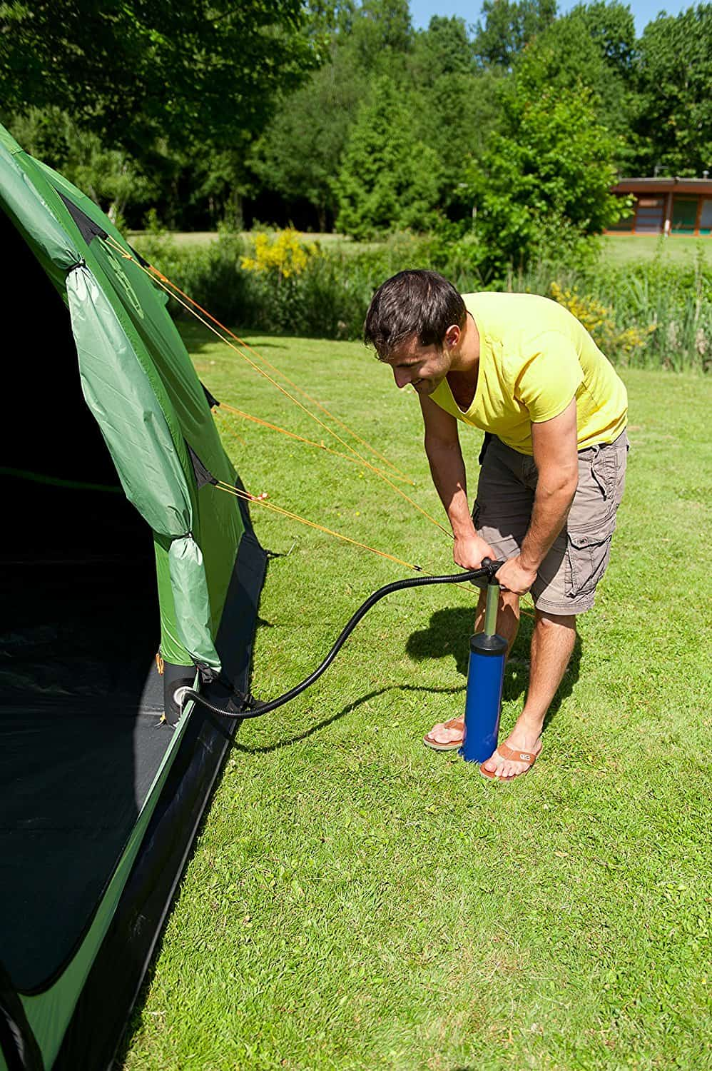 Talk about tents these days and youu0027ll end up talking inflatable. Pretty much every manufacturer has jumped on the bandwagon and created a line of tents ... : quick pitch tents - memphite.com