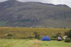 Badrallach campsite