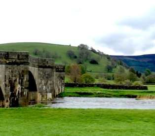Burnsall Bridge