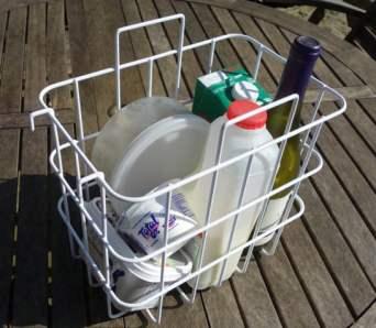 Wire basket Waeco CDF25