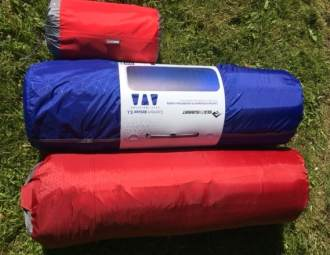 Self Inflating Matras : Time for bed u2013 the best camping mats campfire magazine