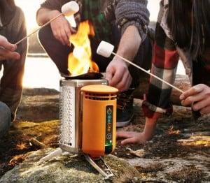 camping stove biolite