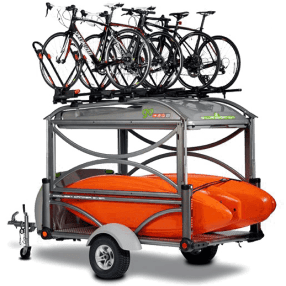 Why pull dull? Tempting trailers for cool campers | Campfire Magazine