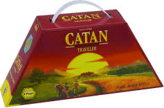 Catan travel game