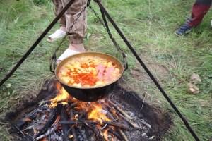 campfire goulash