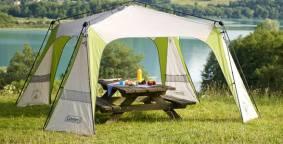 Instant event shelter