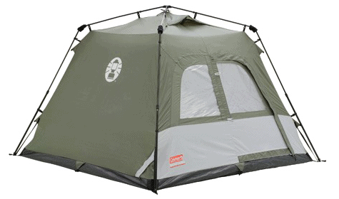 Quick-erect tents. Coleman instant tent  sc 1 st  C&fire Magazine & Buyersu0027 guide to quick to pitch tents