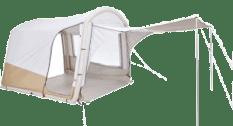 Decathlon connect tent1