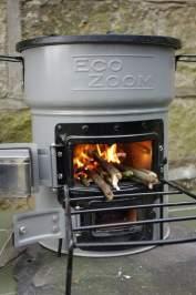 EcoZoom Versa rocket camping stove