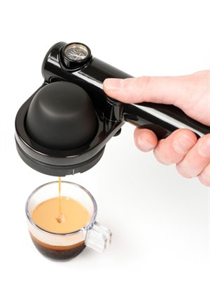 hand espresso machine