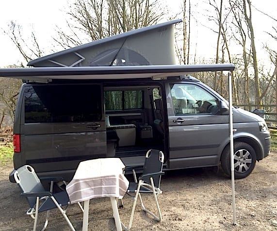 Why We Chose A VW Beach Campervan
