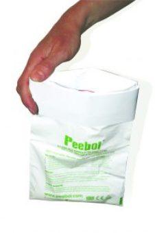 Peebol toilet