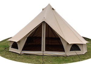 A choice of sizes in these traditional-meets-modern bell-tents. Canvas so a bit heavier than some but they still promise that one person can pitch them ...  sc 1 st  C&fire Magazine & Buyersu0027 guide to quick to pitch tents