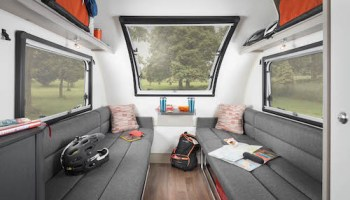 Why pull dull? Tempting trailers for cool campers - Campfire Magazine
